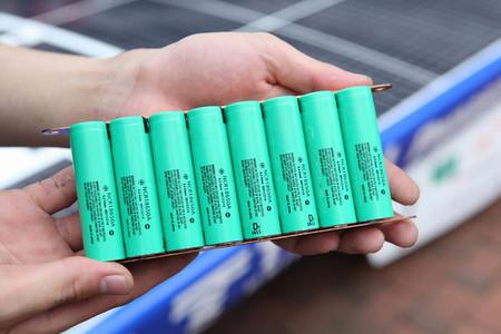 Bateria Celdas