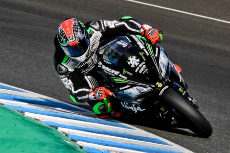 Tom Sykes Test Sbk Jerez 2018