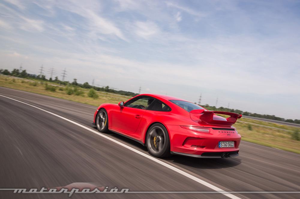 Foto de Porsche 911 GT3 (prueba) (9/19)