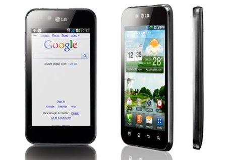LG Optimus Black: el móvil con la pantalla más brillante del mercado cabalga sobre Android