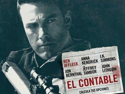 'El contable', el primo autista de Jason Bourne