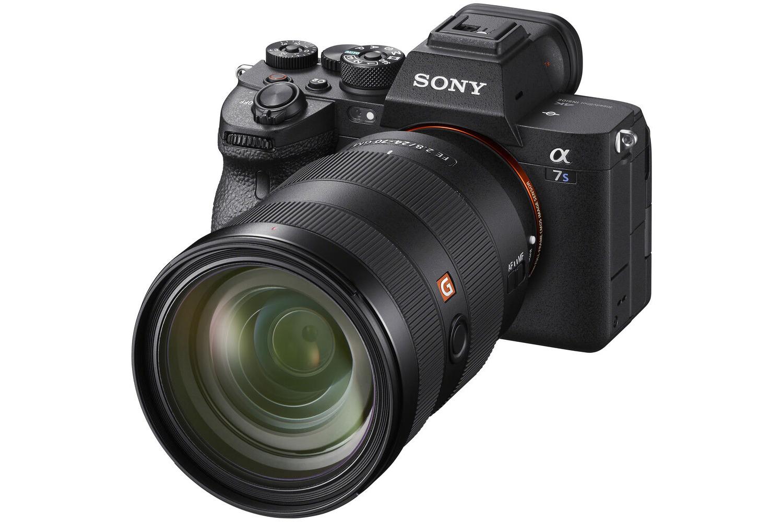 Cámara Sony A7S III (cuerpo Solo)