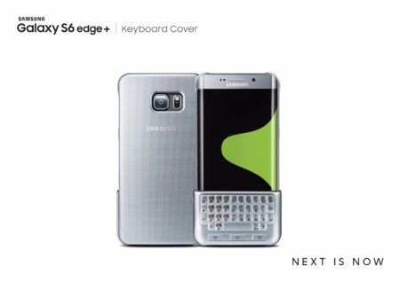 Galaxy S6 Edge Keyboard Cover 02