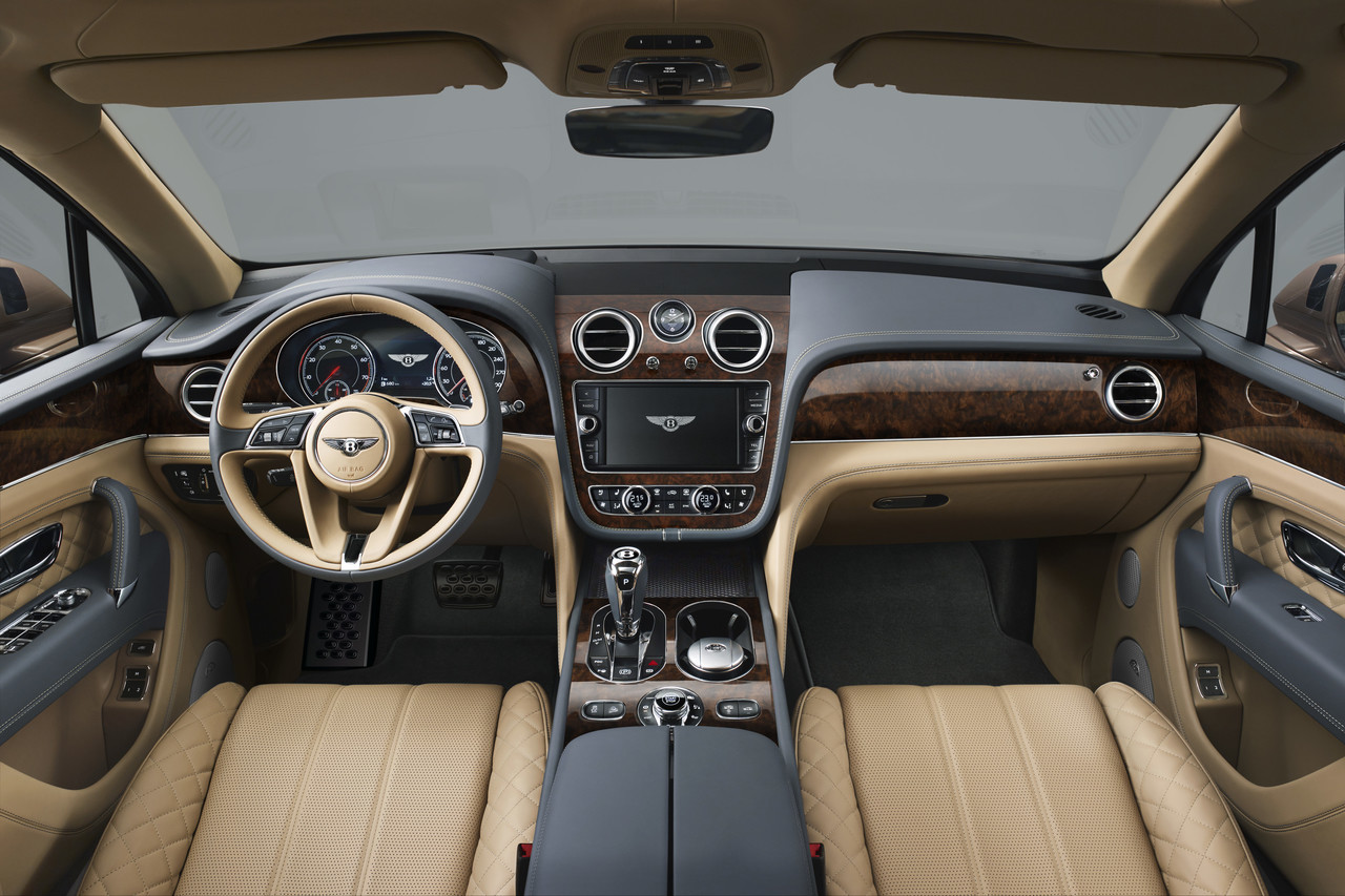 Foto de Bentley Bentayga 2015 (16/27)