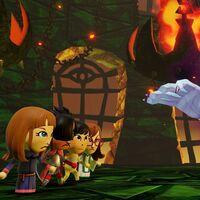 Ya podéis descargar y probar gratuitamente la demo de Miitopia en Nintendo Switch