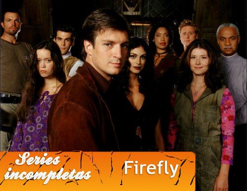Firefly,seriesinacabadas