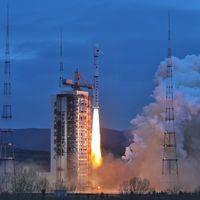 Etiopía lanza su primer satélite mientras ya se prepara para fabricar los suyos