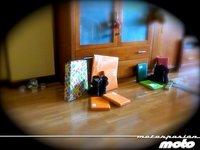 Oro, incienso y la lista de regalos moteros de Alberticu