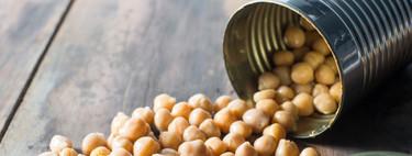 Legumbres de bote: las proteínas, hidratos y grasas de cada una de ellas