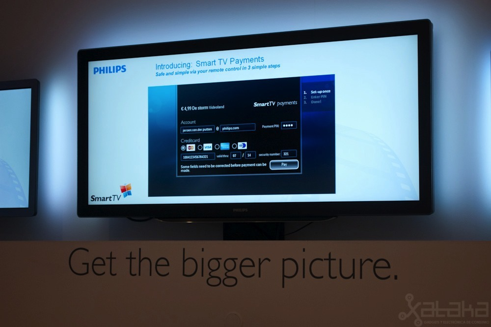 Foto de Smart TV en IFA 2011 (3/9)