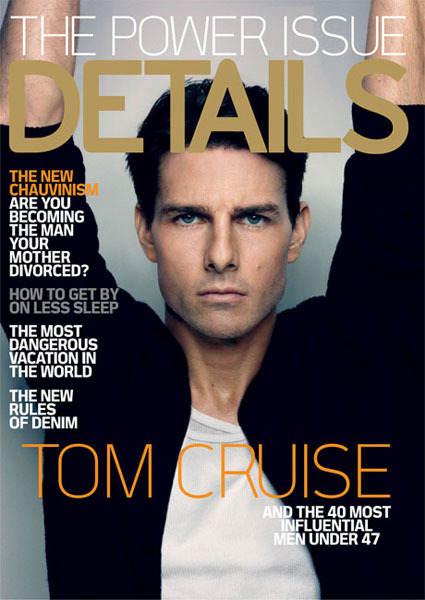 Tom Cruise in Details