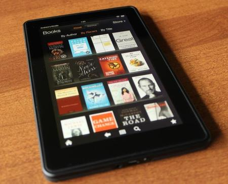 Amazon ya prepara las renovaciones para sus Kindle Fire con mejores pantallas