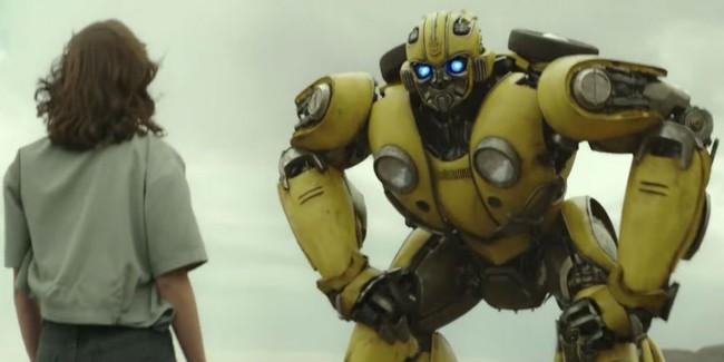 'Bumblebee' presenta su tráiler: el spin-off de Transformers quiere conquistarnos con la aventura más emocionante de la saga