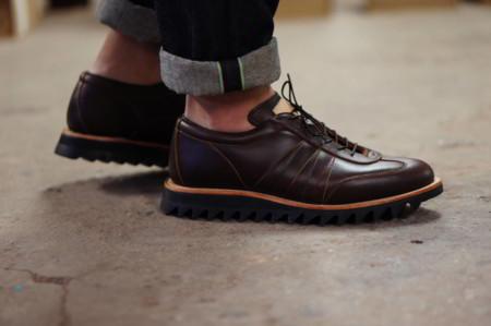 Unmarked Marca Mexicana De Zapatos Artesanal Trendencias Hombre