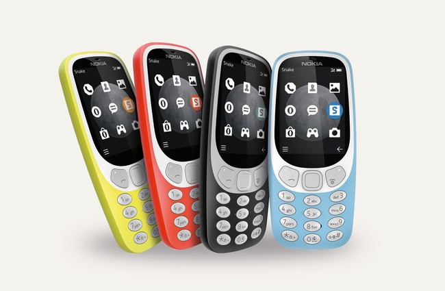 Noklia 3310 3g