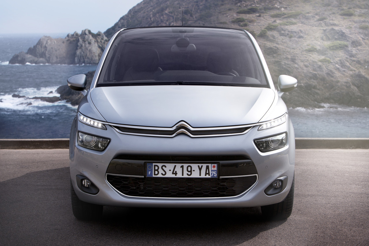 Foto de Citroën C4 Picasso y Grand C4 Picasso (53/152)