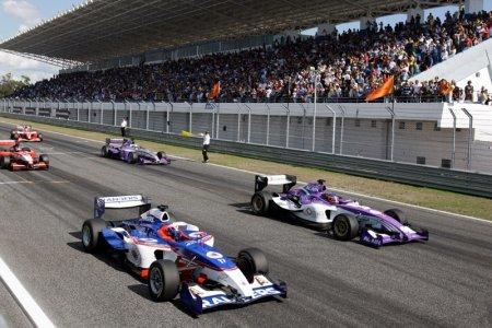 La Superleague Formula volverá en 2009