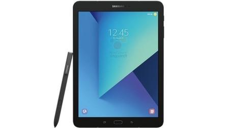 La Galaxy Tab S3 de deja ver en un nuevo render junto a un teclado magnético
