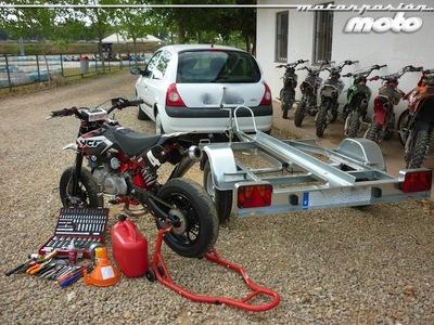 Curso Minimotard Motorpasión Moto IV: el transporte de la moto y los seguros de accidente