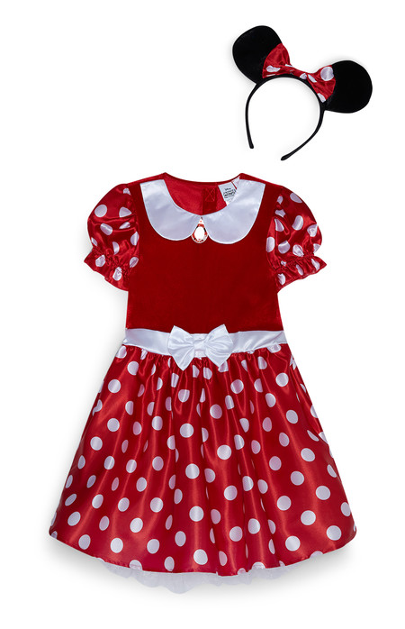 Minnie Mouse Costume Eur18