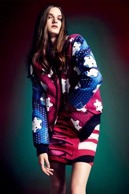 Mary Katrantzou Coleccion Adidas Originals Otoño-Invierno 2014/2015