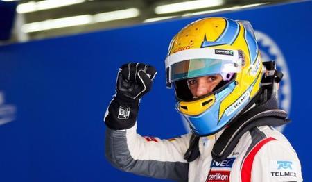 Sauber confirma a Esteban Gutiérrez para el 2014