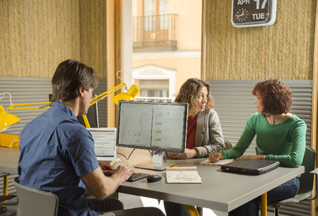 Centros coworking Madrid