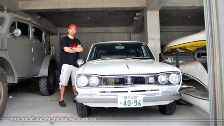 Así son los coches en Japón (parte 1)