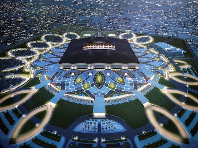 Estadios con diseño modular y eficiencia energética para Catar 2022