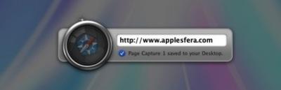 Page Capture Widget, cualquier web convertida en una única imagen al instante