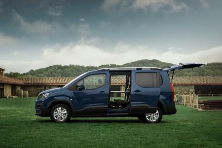 Peugeot Rifter Traveller Tinkervan Camper 2020 042