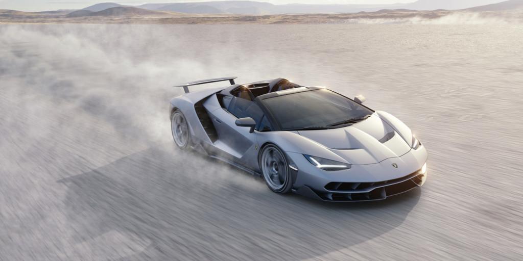 Lamborghini Centenario Roadster 20