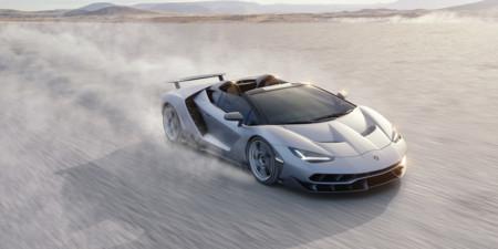 Lamborghini Centenario Roadster, cuando lo exclusivo cuesta 2 millones