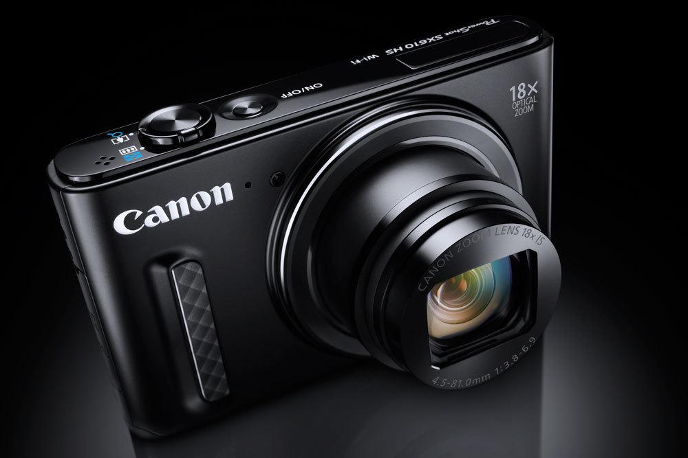 Foto de Nuevas cámaras PowerShot e Ixus de Canon (10/12)