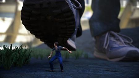 El hombre más pequeño del mundo será el protagonista de MicroMan, una aventura que llegará a PS5, Xbox Series X, Nintendo Switch y PC