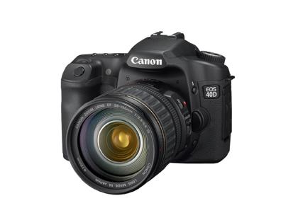 Canon EOS 40D: todo sobre la nueva reflex de Canon