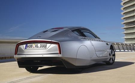 Top Gear premia al Volkswagen XL1 como la mejor innovación del año