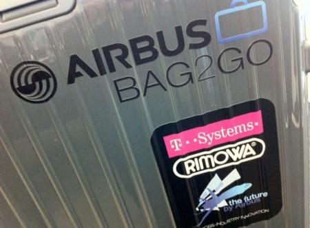 Bag2Go, la maleta que casi puede viajar sola