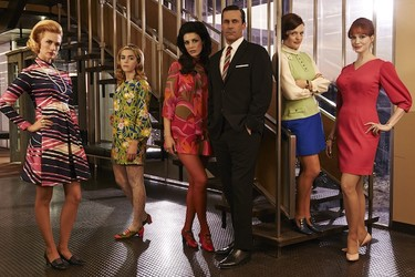 No llores al despedir a Mad Men: consuélate con un buen shopping