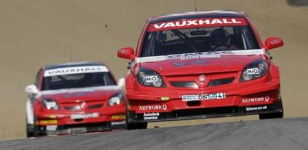 Vauxhall abandonará el BTCC a final de temporada
