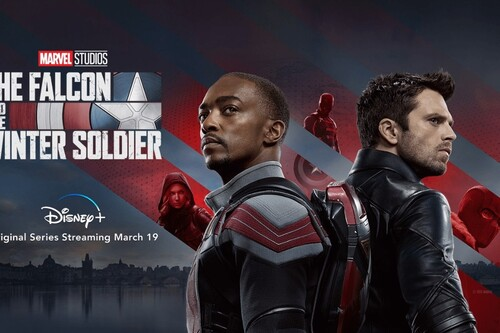 'Falcon y el Soldado de Invierno' mezcla espectáculo y amargura en una serie que perfila el futuro de Marvel tras 'Vengadores: Endgame'