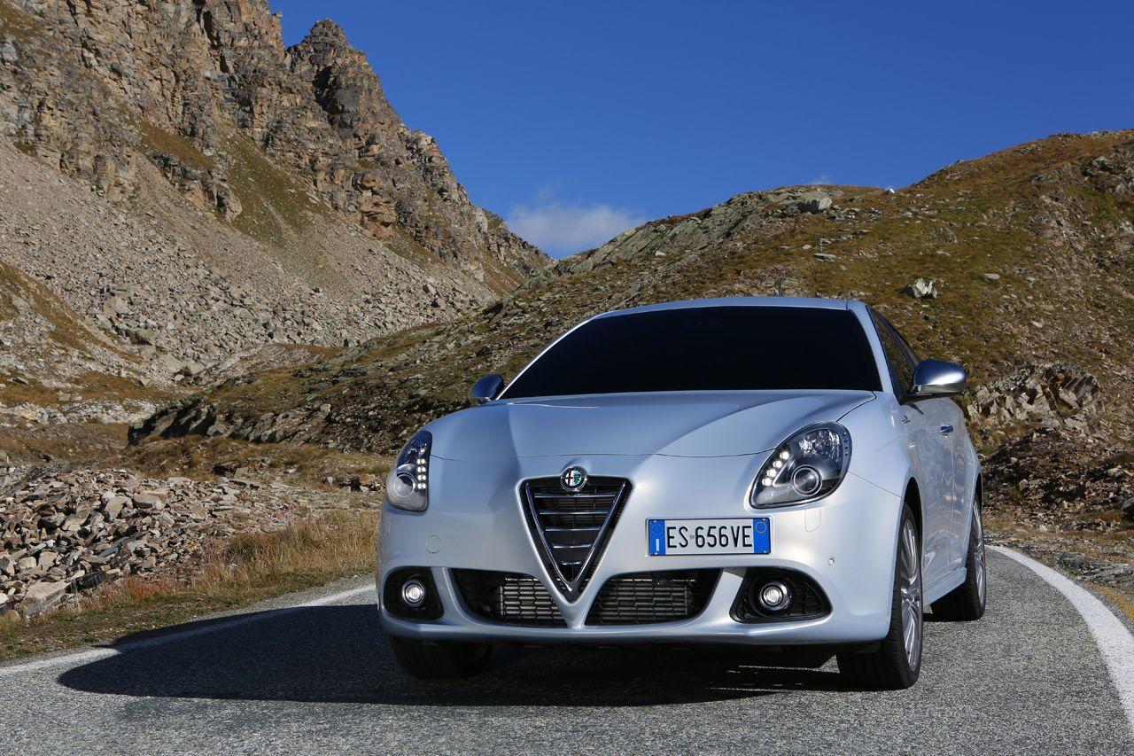 Foto de Alfa Romeo Giulietta 2014 (12/38)