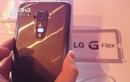 LG G Flex Mexico