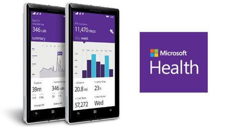 Microsoft Health, la plataforma de salud y fitness de Microsoft