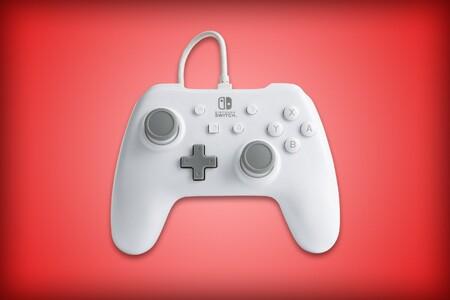 Control PowerA para Nintendo Switch por solo 299 pesos en el Amazon Prime Day 2021: con envío gratis y entrega al día siguiente