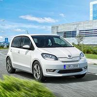 Škoda CITIGOe iV: el coche eléctrico primo del SEAT Mii ya está a la venta desde 22.370 euros con 260 km de autonomía