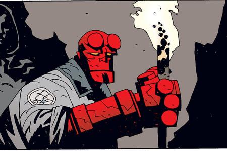 Hellboy 25 Aniversario Entrevista Mike Mignola Creador Lanzamiento Cover