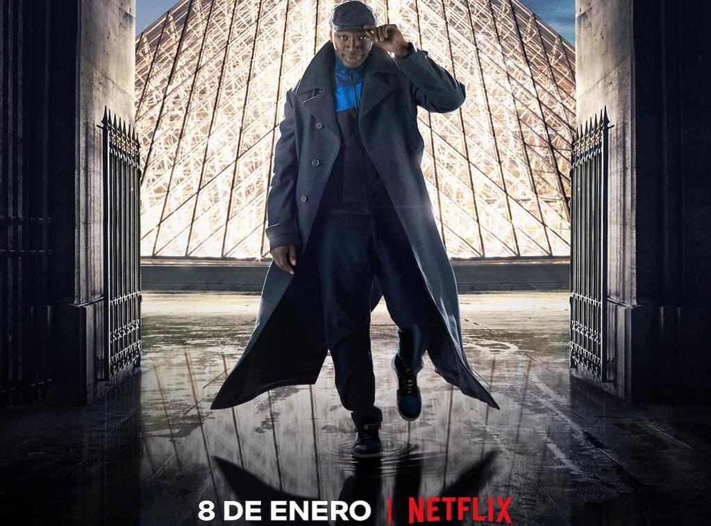 'Lupin': la serie de Netflix es un ágil pasatiempo al servicio de un carismático Omar Sy
