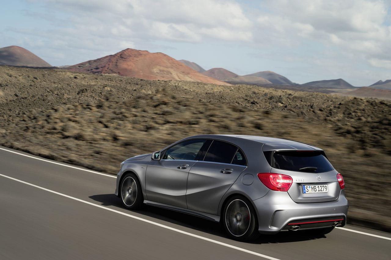 Foto de Mercedes-Benz Clase A 2012 (29/67)
