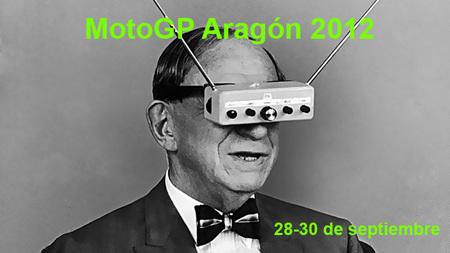 MotoGP Aragón 2012: dónde verlo por televisión